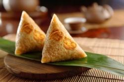 吃货小编的每周烹饪课 制作龙舟粽