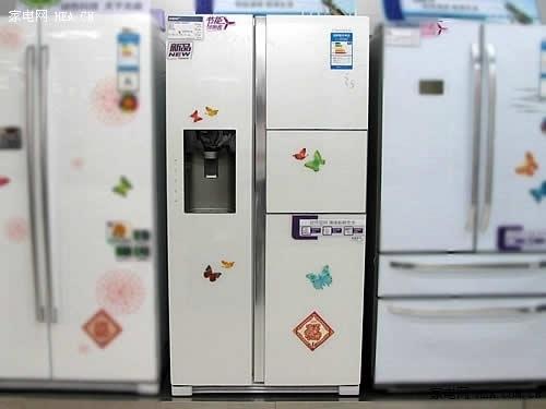 冰箱门的工作电路图