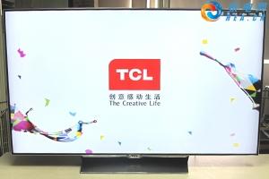 散发着钻石般的辉芒 TCL云清4K电视!