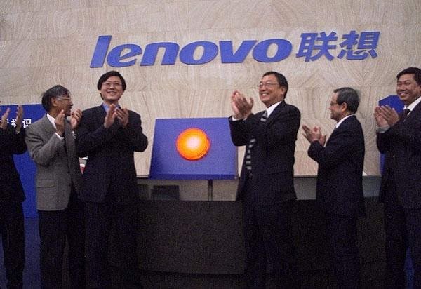 联想董事长杨元庆:智能手机出货5千万台