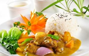 吃货小编的每周烹饪课 印度风情咖喱饭