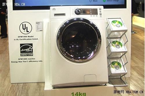 小天鹅洗衣机获中国家用电器技术创新奖