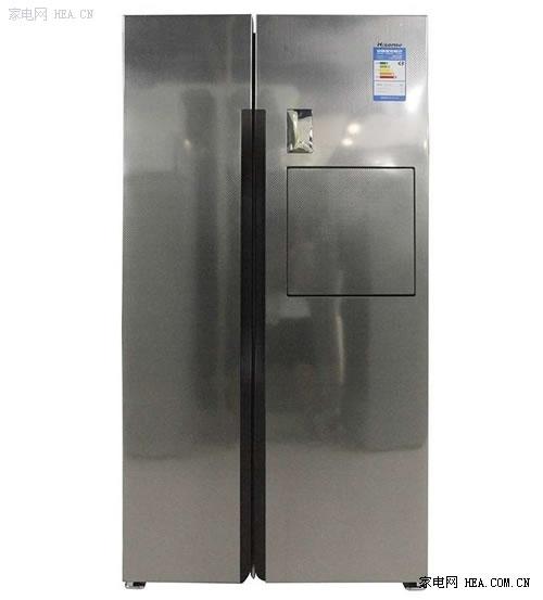 马上有新鲜 海信冰箱儿茶素抗菌保鲜最健康
