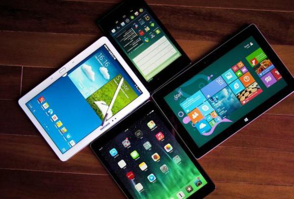 去年平板销量达1.95亿台 安卓份额超苹果