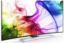 三星曲面电视开启UHD新世界 尊享身临其境
