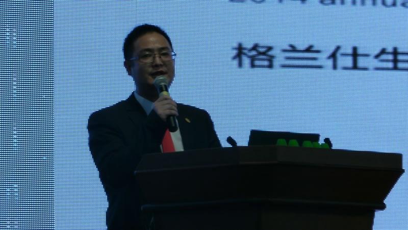 格兰仕集团微波炉项目总监曾传涛做2014年中国市场业务操作思路指导