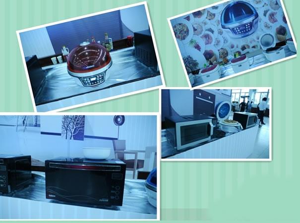 格兰仕集团厨房电器微波炉产品展示