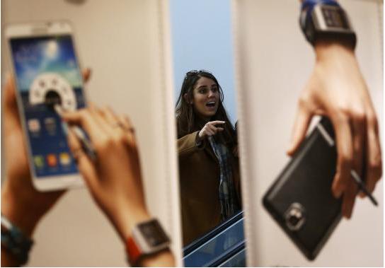 三星Q1盈利或继续下滑 将推出更多廉价手机
