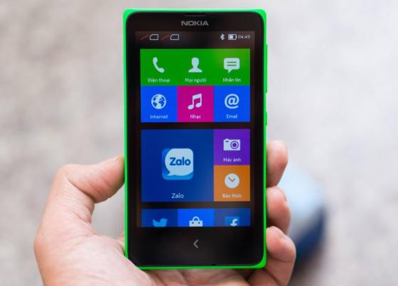 谷歌或推出100美元手机:对抗Nokia X