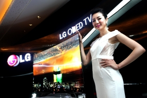 LG电子与三星电子开打超高清电视价格战