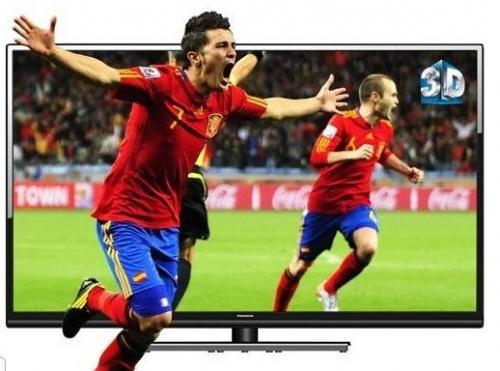 哪种电视最适合看世界杯?请牢记三个关键词