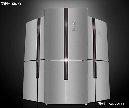 家电好声音 美菱变频冰箱演绎极致新鲜