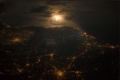 美国宇航局发月亮照庆祝中秋