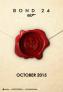 邦德24 上映日期:2015-11-06(美国) 导演:萨姆·门德斯 编剧:伊恩·弗莱明/约翰·洛根 主演:丹尼尔·克雷格/拉尔夫·费因斯/娜奥米·哈里斯/佩内洛普·克鲁兹/本·卫肖/切瓦特·埃加福特/罗里·金奈尔/蕾雅·赛杜 类型:动作/惊悚/冒险