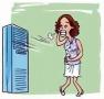 室内空气污染更高?如何合理使用空调