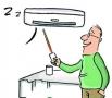 高效过滤清新空气 志高变频智能云空调