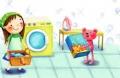 健康护衣新体验 威力新一代纳米抗菌洗衣机