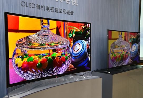 未来 无需想象 OLED有机电视近在咫尺