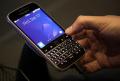 黑莓停产BlackBerry Classic智能手机