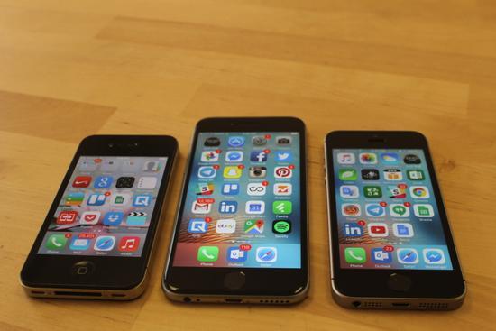 第二季度iPhone中国份额降至17.9%