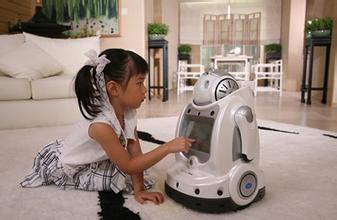机器人:家电行业一场争夺未来的较量