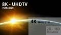 98英寸8K超高清电视再现德国法兰克福