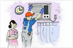 换季空调亟需保养 小秘籍教会空调维护方法