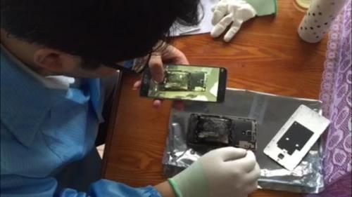 消费者投诉小米4爆炸 官方称原因不明已回收检测