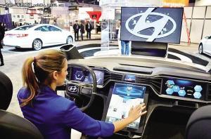 汽车:无人驾驶+车联网