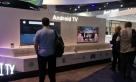 与Google强强合作推出的Android TV。