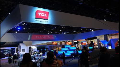 TCL全产品阵营出征CES2017引发高度关注