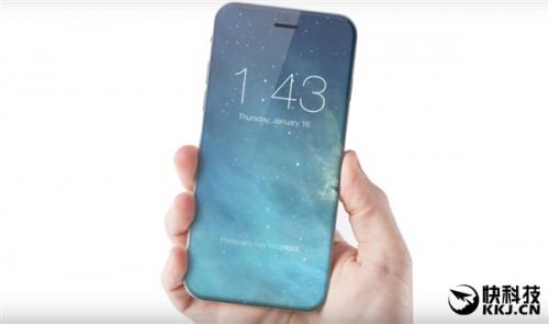 出乎意料!iPhone 8疯狂曝光:售价更贵 新增5英寸