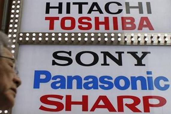 日本家电业快速衰退 并非是被时代淘汰