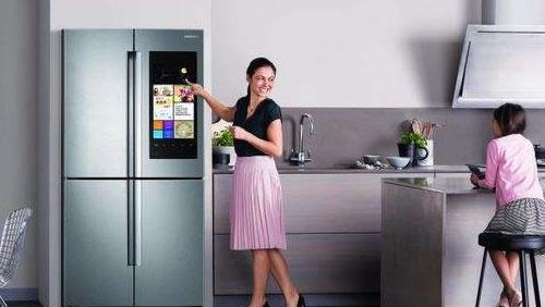 智能分享冰箱来了 食物免费领爱心满满