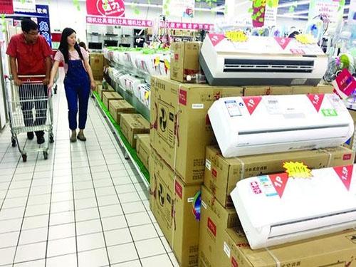 北京:空调市场提前半个月进入旺季
