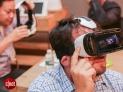 三星gear vr 虚拟现实体验