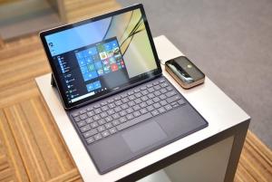 华为笔记本推新品 目标剑指PC行业第一