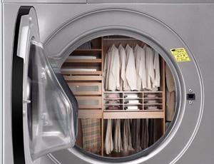 TCL极速洗烘表里如衣 告别越洗越脏的马桶机
