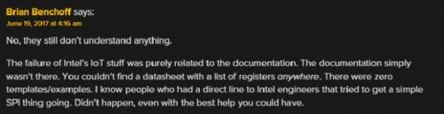 重磅 | 英特尔三款开发板即将停产,物联网之梦终于要醒了