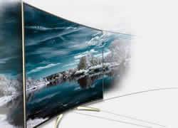 自研真正双64位电视 康佳55S61U曲面电视首测