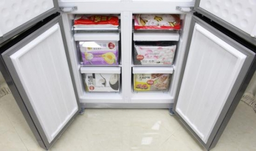 冰箱冷冻室内部空间设计