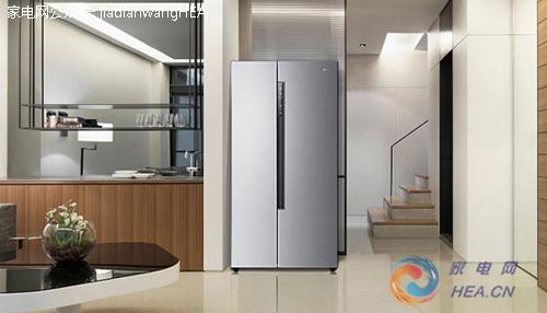 海尔572升云智能变频风冷无霜冰箱——用科技诠释鲜活