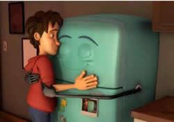 家用冰箱的潮流变化史:从冰块制冷到风冷