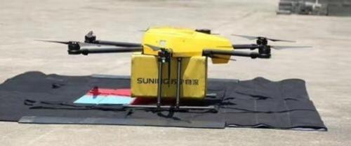 亚马逊苏宁京东发展无人机送货 是真的还是作秀