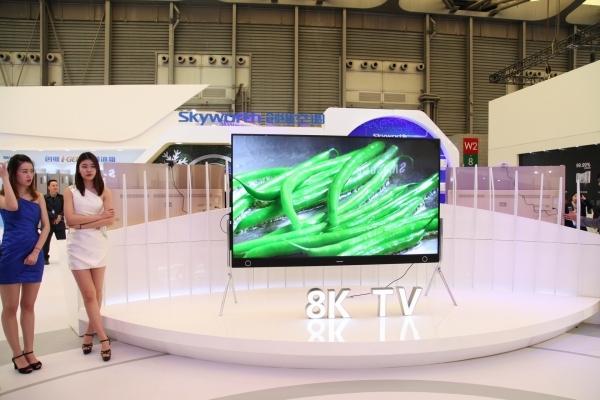 8k或成电视行业下一个炙手可热的明星产品