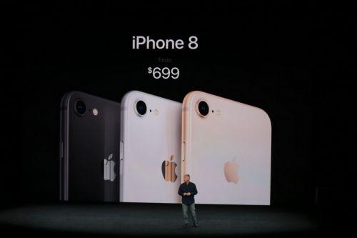 苹果排队神话终结 iPhone8开售首日破发