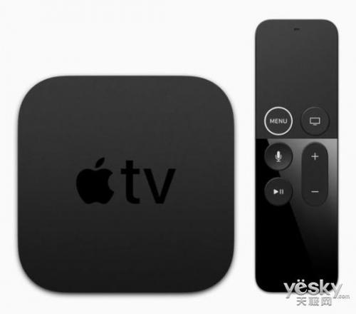 一笑泯恩仇 苹果Apple TV两年后重现亚马逊