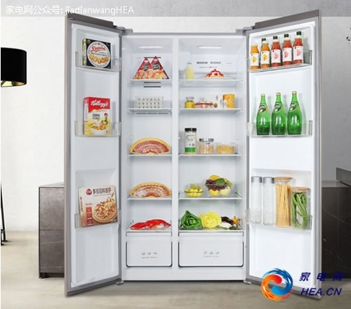 TCL 风冷 冰箱