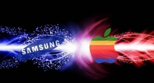 苹果VS三星:智能手机市场竞争愈演愈烈