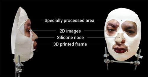 iPhone X绝对安全?安全公司用面具欺骗面部识别